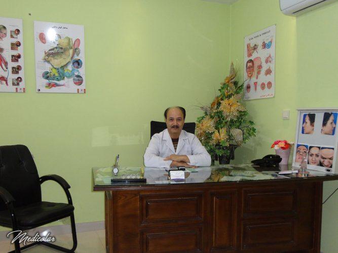 دکتر عباس رنگین متخصص گوش حلق بینی مشهد