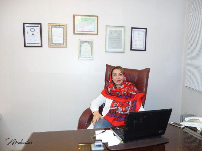 دکتر فریده تاج محمدی متخصص داخلی مشهد