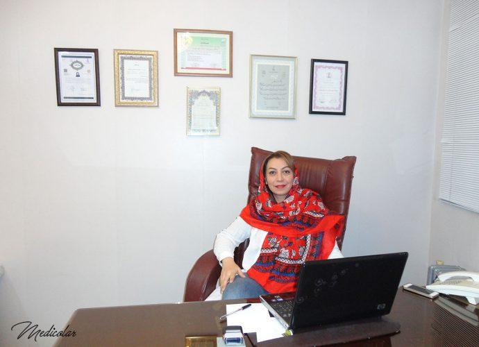 دکتر فریده تاج محمدی: متخصص داخلی مشهد