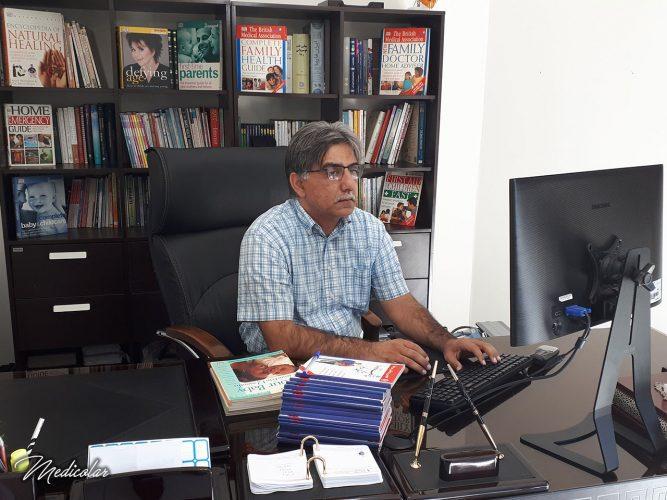 دکتر خلیل رحیمی خوش متخصص هومیوپاتی مشهد