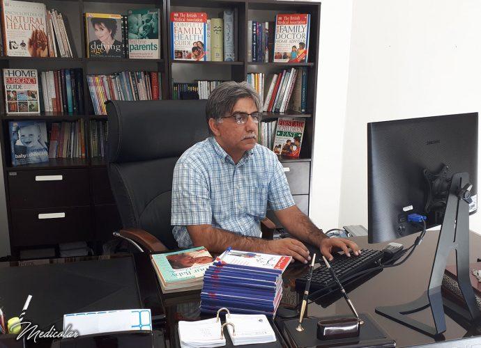 دکتر خلیل رحیمی خوش: متخصص هومیوپاتی مشهد