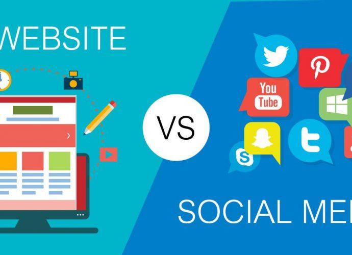 آیا در دنیای شبکه های اجتماعی امروز وجود وبسایت ضروری است