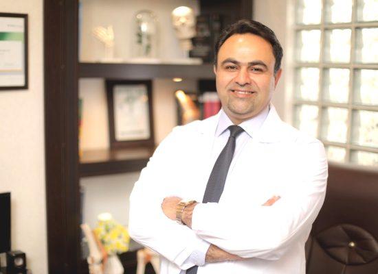 دکتر هومن جولایی: متخصص ارتوپد در تهران