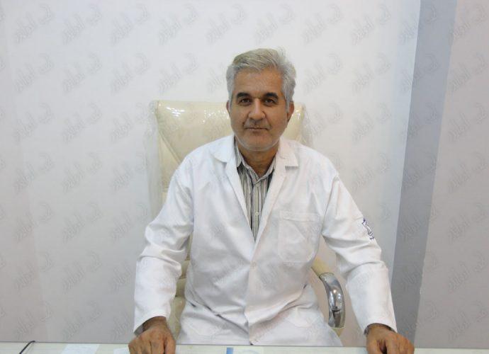 دکتر علی اکبر میرثانی متخصص بیماری های داخلی در مشهد