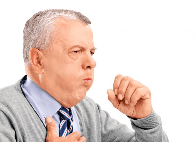 سرفه که از شایعترین علایم بیماری قلبی و تنفسی است