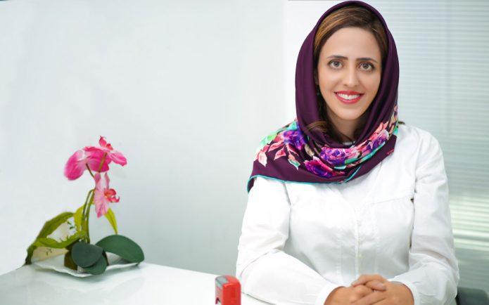 دکتر بنفشه تمیزی فر - متخصص پوست، مو، زیبایی و لیزر در تهران